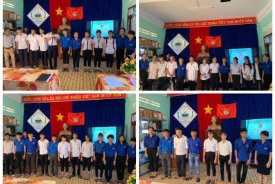 Một số hình ảnh hoạt động  của Đoàn TNCSHCM